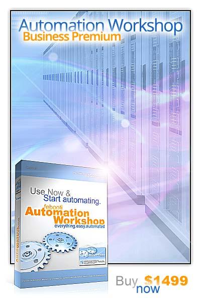 Automation Workshop · Business Premium