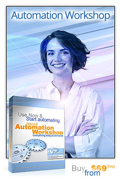 Buy Automation Workshop · Buy from $69/mo